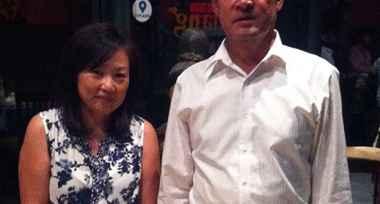 Visit by H.E. Mr. Voradet Viravakin, Thailand Ambassador