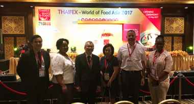 Successful Trade Mission THAIFEX 2017